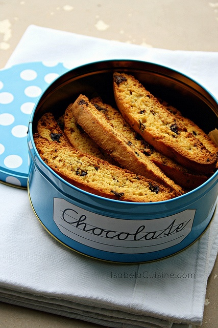Saffron Biscotti by Isabela.C, via Flickr