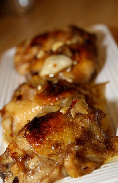 Sweet and Spicy Chicken Thighs | Recipe