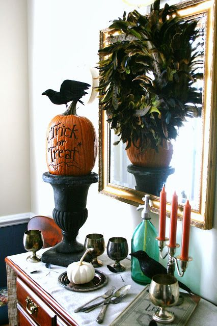 Marsha's Creekside Creations: Vintage-Style Halloween