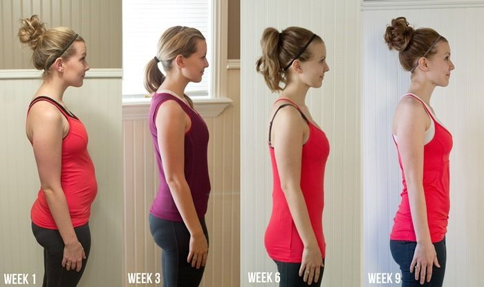 Losing the baby weight | Health Inspiration | Pinterest