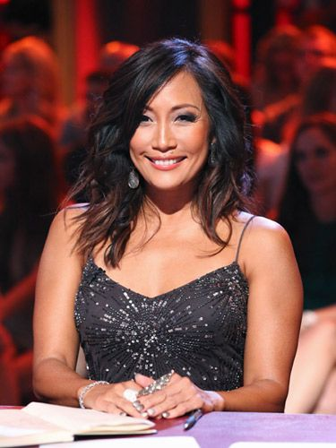 ... Long Layered Hairstyles. on carrie ann inaba medium hairstyles