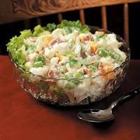 Cauliflower salad vegan recipe