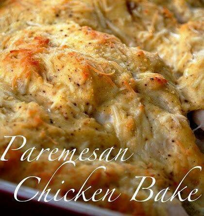 Parmesan Chicken Bake | PaY dAy
