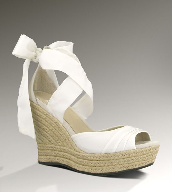 Really cute Lucianna wedges from Ugg of all places