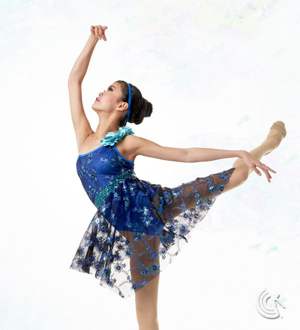 Curtain Call Costumes® - Play The Music Contemporary dance costume ...