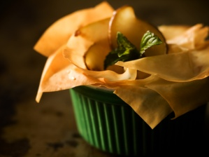 Roasted Pears in Phyllo | Food Styling (My Dream Job) | Pinterest