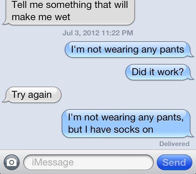 I'm really bad at sexting - Imgur