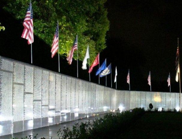 Vietnam memorial Washington DC Trip Pinterest