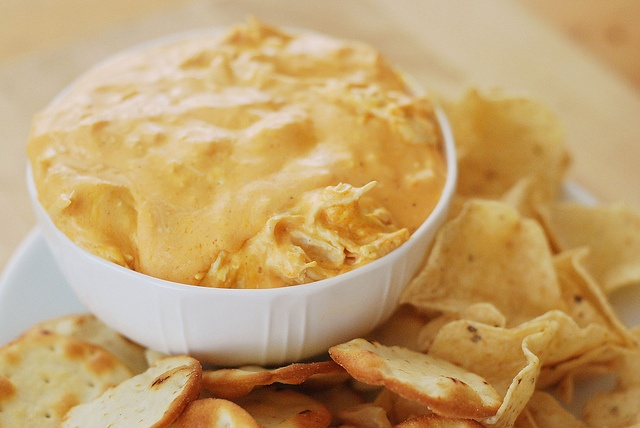 Buffalo Chicken Dip - finally made this and it was DELICIOUS!!!