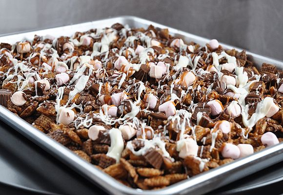 Better than Sex Chex MIX   # Pin++ for Pinterest #