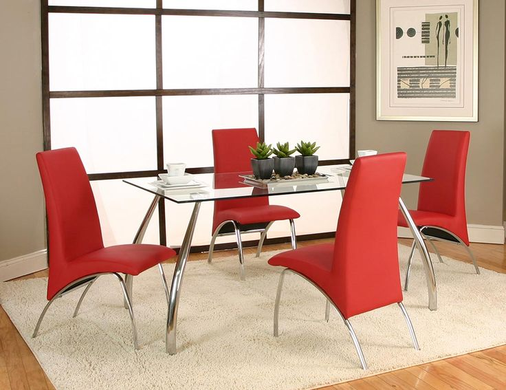 Funky And Modern Dining Set Dream Houseeee Pinterest