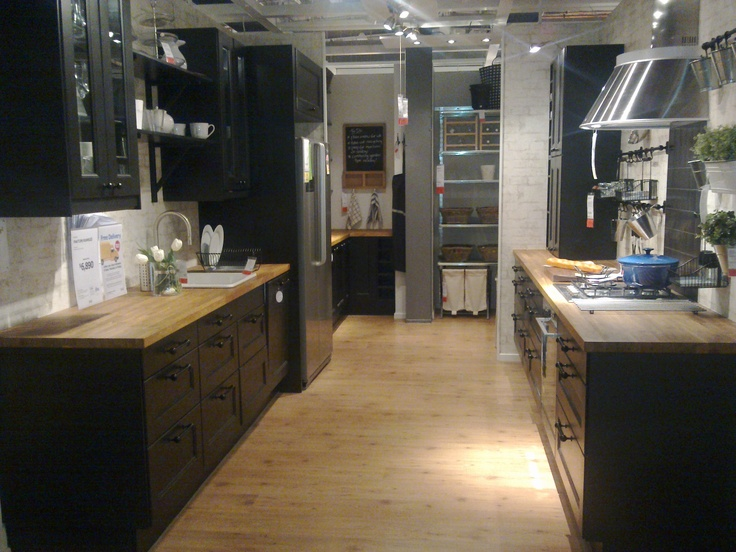 ikea kitchen kitchen ideas pinterest