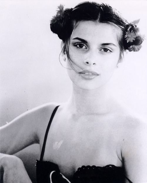 nastassja kinski (Cat people! - love)