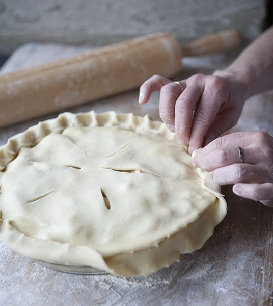 Looking for the perfect pie dough recipe? This one's our favorite!