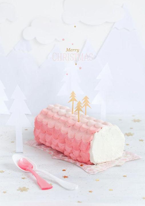 Natal rosa.