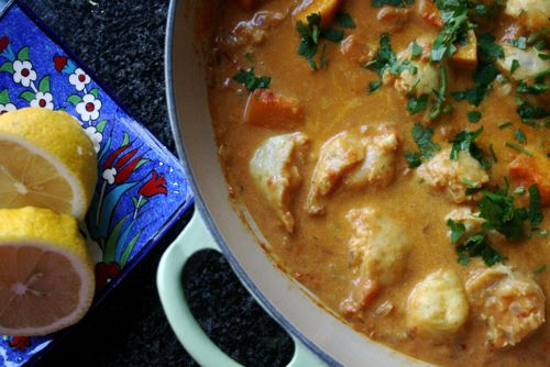 Indian style coconut fish curry | Food to cook | Pinterest