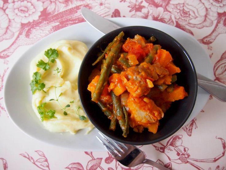 Chicken pumpkin stew   Soups/Stews Warm Goodness   Pinterest