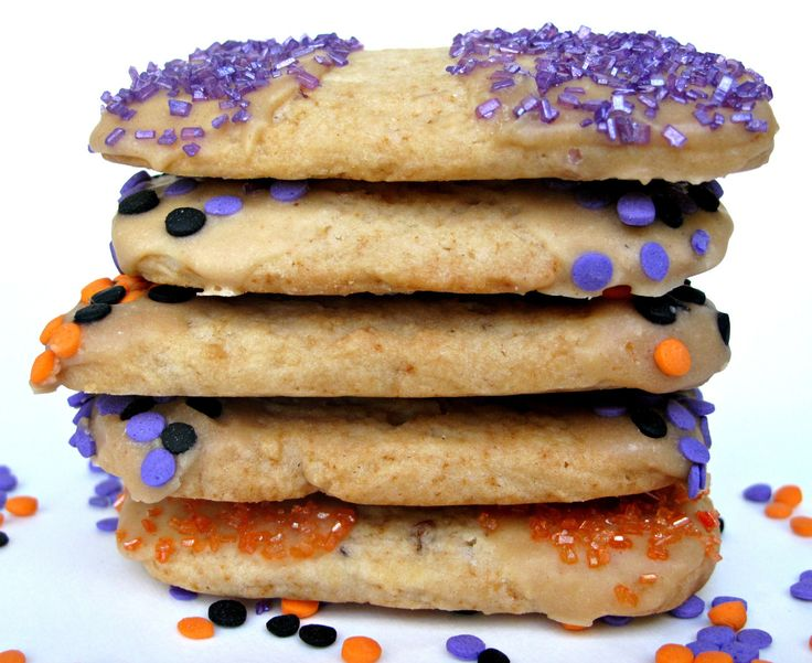 Peanut butter and jelly cookies | LET THEM EAT CAKE | Pinterest