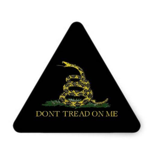 snake american flag