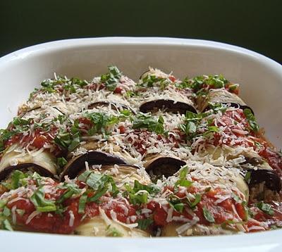 Eggplant Cannelloni with quinoa   Recipes & Food Stuff   Pinterest