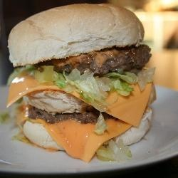 Homemade Big Mac | Yummy | Pinterest