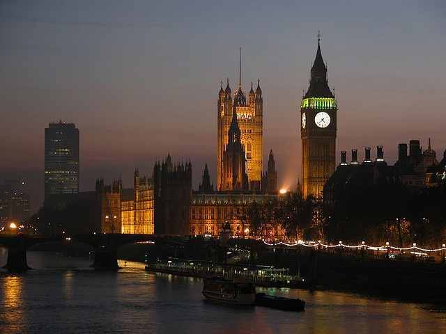 London - one day we'll meet, my precious. Soon..very soon. *sigh*