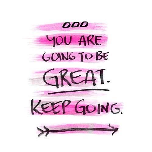so motivating!