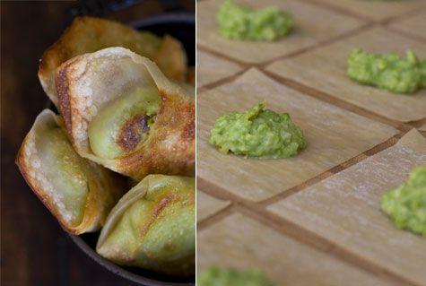 Plump Pea Dumpling Recipe