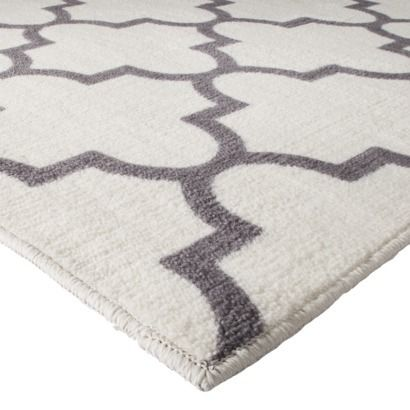 maples fretwork area rug