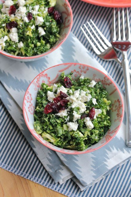 Kale Salad with Roasted Peanut Dressing :: kale at it's finest by ...