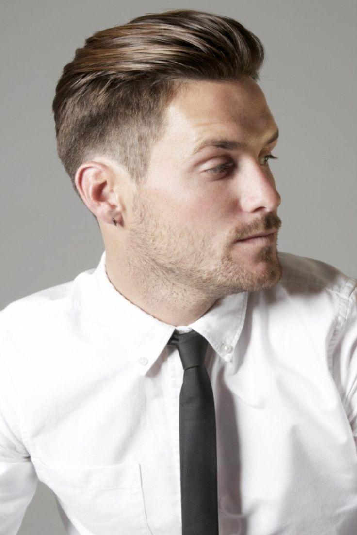 Test de coiffure homme en ligne