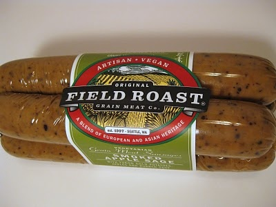 Field Roast Smoked Apple Sage Sausages. | Vegan Products/Stores | Pin ...