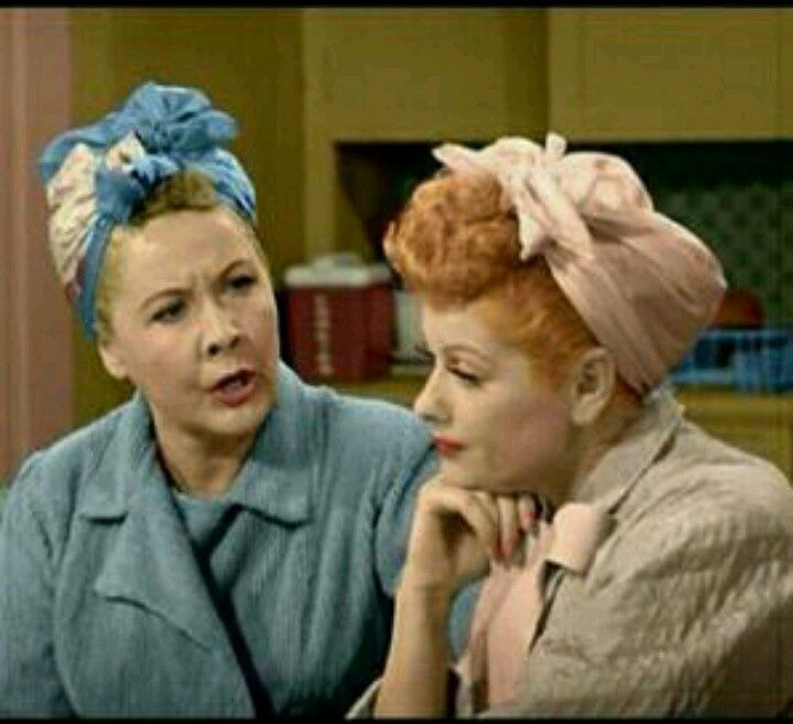 Ethel Lucy I Love Lucy Pinterest