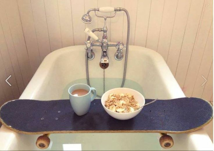 ... bath caddy #bathroom  For the home - Bathroom inspiration