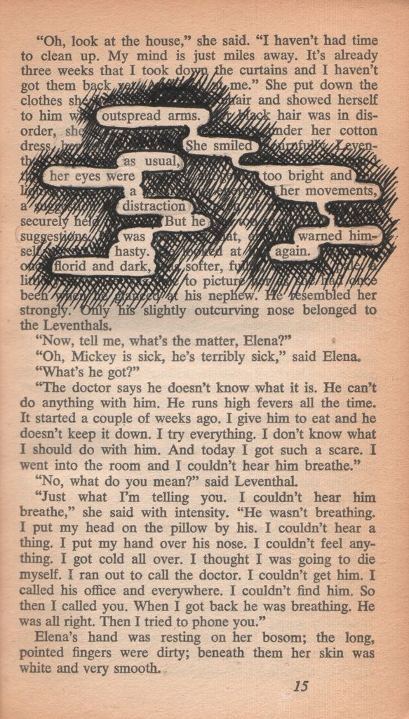Book page poem | Clever crafts - 155.9KB