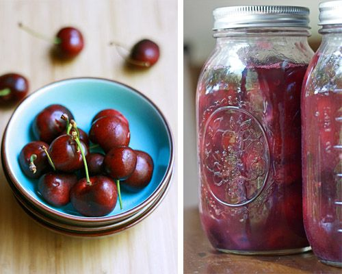 Spiced Cherry Pie Filling