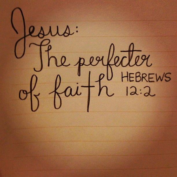 Hebrews 12:2   Truth   Pinterest
