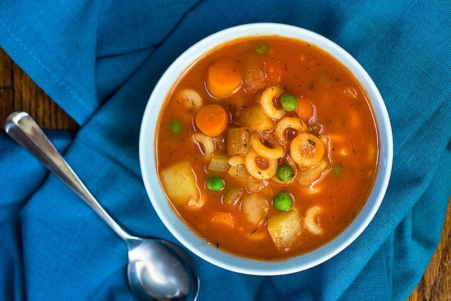 Best Vegetable Soup Ever! | SOUPS | Pinterest