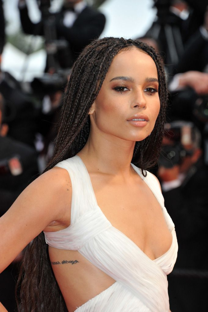Zoë Kravitz Has Been Tasked with Bringing Her Edgy Playfulness' to YSLBeauty