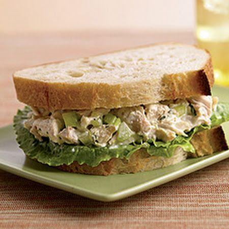 Chicken Salad Sandwiches | yummy food & drinks | Pinterest
