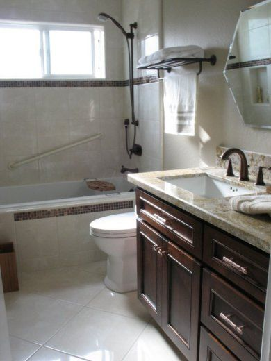 Bathroom remodeling idea for the home pinterest for 5 x 6 small bathroom ideas