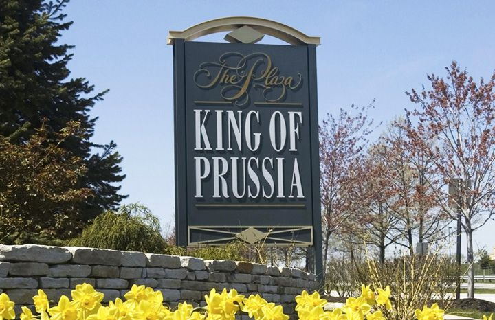 King of prussia mall pennsylvania 400 stores boutiques and