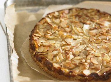 Bavarian Apple Torte | Recipes to try | Pinterest