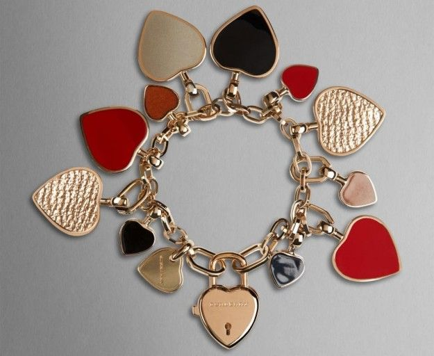 2014 Valentines Day gifts for him and her - Burberry bracelet with ...