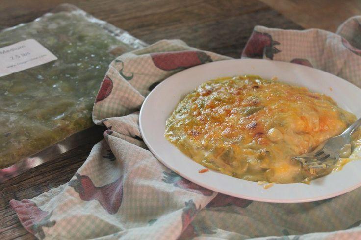 Green Chile Enchiladas | MEXICAN FOOD | Pinterest