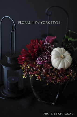 Fresh Flower Arrangement #61 by FLORAL NEW YORK, via Flickr