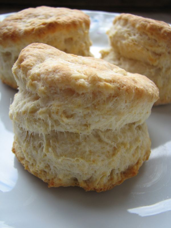Baking Powder Biscuits | Crackers and Bread | Pinterest