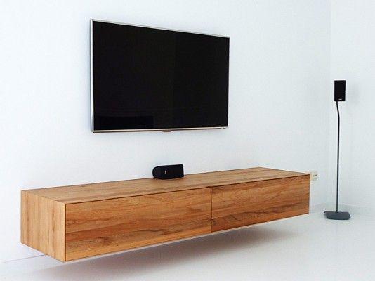 tv meubel ikea met eiken houten plank home sweet home. Black Bedroom Furniture Sets. Home Design Ideas