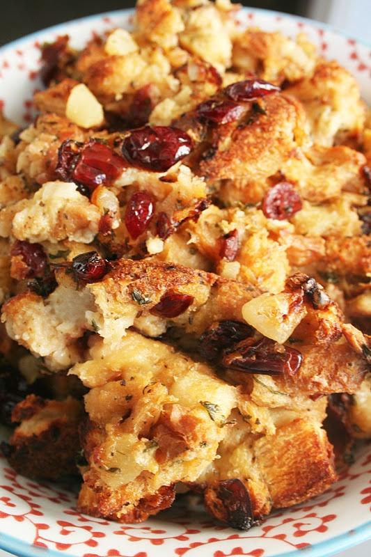 cranberry stuffing | Yumm in my tumm | Pinterest