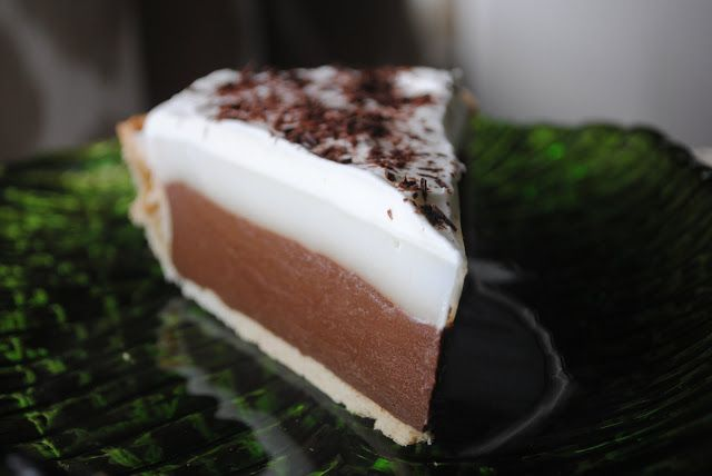 Chocolate Haupia Pie ( & Haupia recipe) | Hawai'i Nei--Beloved Hawai ...